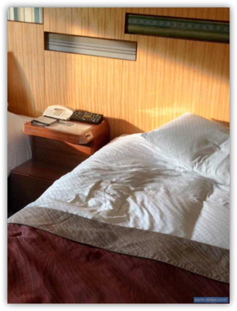 ホテルオークラ福岡客室1