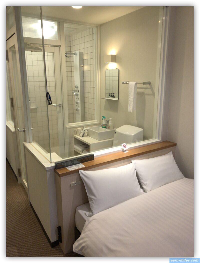 ホテルネクステージ客室3