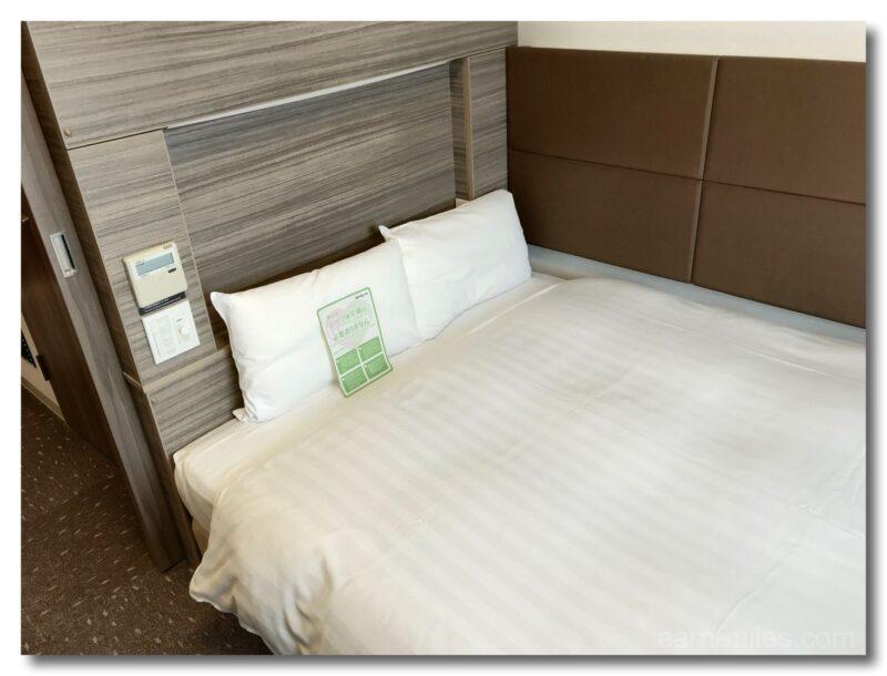 ドーミーイン鹿児島ベッド